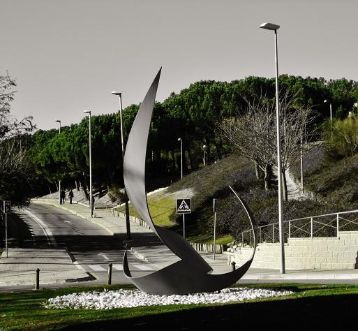 Al vent - Andreu Alfaro © Carles Gracia Escarp