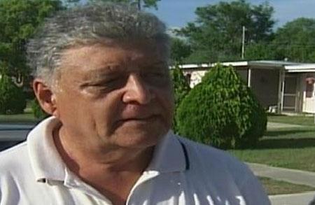 Pedro Barrientos Núñez, presunto asesino material de Víctor Jara.