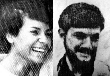María Cristina Cournou y Claudio Nicolás Grandi.