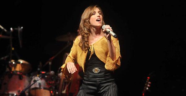 Soledad Pastorutti en el 48 Festival Nacional de Doma y Folclore de Jesús María 2013.