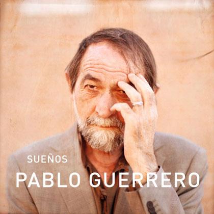 Portada del single «Sueños» de Pablo Guerrero.