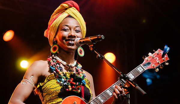Fatoumata Diawara © Roel Jorna