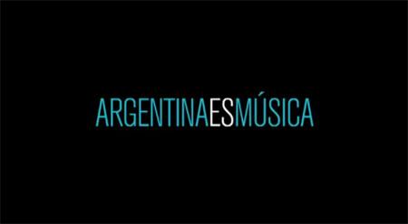 Argentina es música