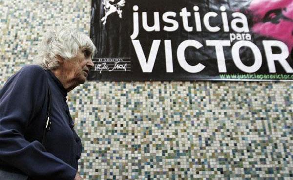 Joan Jara © EFE