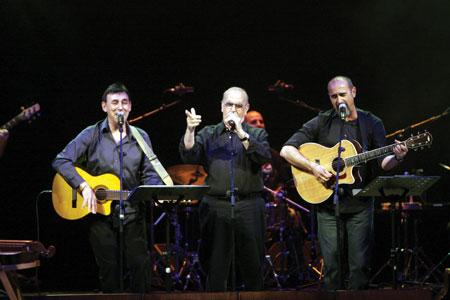 Joaquin Carbonell y Eduardo Paz