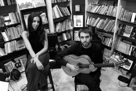 Gemma Humet y Pau Figueres