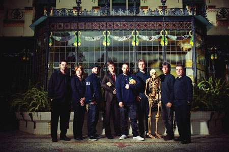 Brossa Quartet de Corda + Jordi Domènech + Falsalarma