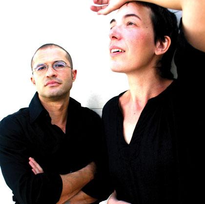 Ester Formosa y Adolfo Osta © Juan Miguel Morales