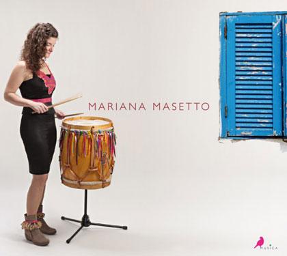 Portada del disco «Soy libre» de Mariana Masetto.