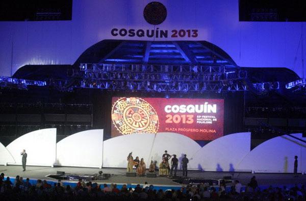 53 Festival de Cosquín 2013 © Paul Amiune
