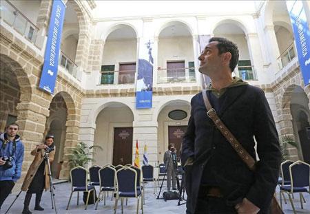 Jorge Drexler, pregonero del Carnaval de Cádiz