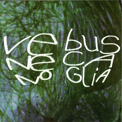 Portada del disco «El pimiento indomable» de Kiko Veneno y Martín Buscaglia.