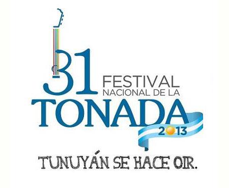 31 Festival Nacional de la Tonada en Tunuyán 2013