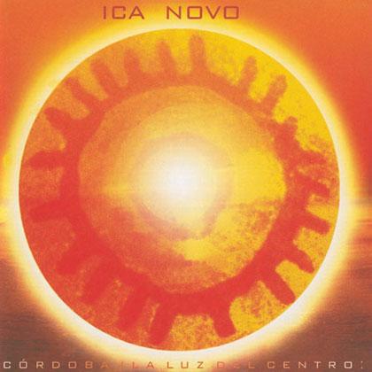 Portada del disco «Córdoba, la luz del centro» de Ica Novo
