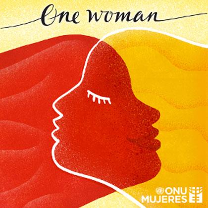One Woman: una canción para ONU Mujeres