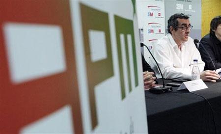 Pascual Egea, presidente de la Asociación de Promotores Musicales (APM).