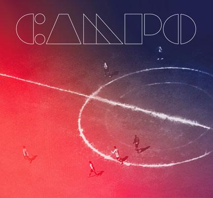 Portada del disco «Campo» de Juan Campodónico.