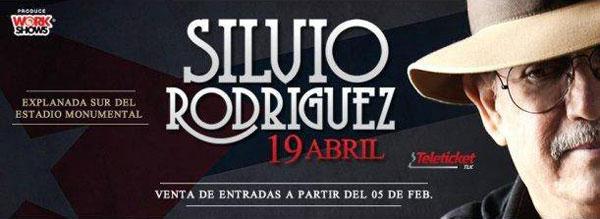 Silvio Rodríguez en Lima
