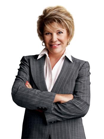 La ministra de Cultura de Brasil Marta Suplicy.