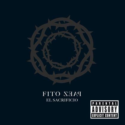 Portada del disco «El sacrificio» de Fito Páez.
