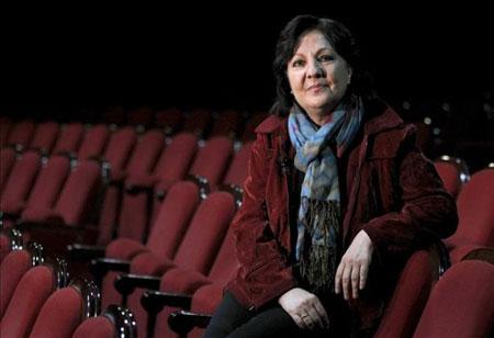La cantaora Carmen Linares durante la entrevista concedida a Efe para hablar sobre el espectáculo dedicado a Federico García Lorca, «Que no he muerto», del que es directora musical en el Teatro Marquina. © EFE