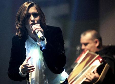 Soledad Pastorutti en la primer noche del MICA.