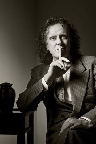 El cantautor escocés Donovan.