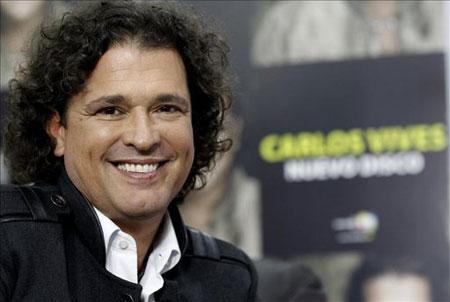 Carlos Vives presenta el que considera su trabajo más personal, el decimotercer disco del artista y resultado de dos décadas de inmersión en el vallenato, la cumbia, el rock, la balada, el porro y el bambuco. © EFE
