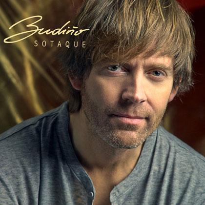 Portada del disco «Sotaque» de Xose Manuel Budiño.