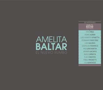 Portada del disco «El nuevo rumbo» de Amelita Baltar.