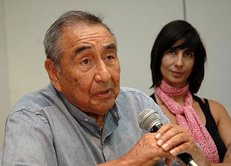 Jaime Torres y Carolina Peleritti