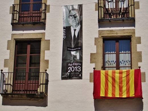 Año Espriu - Ayuntamiento de Arenys de Mar © Carles Gracia Escarp
