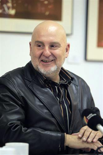 Antón Reixa, presidente de la Sociedad General de Autores y Editores (SGAE). © EP