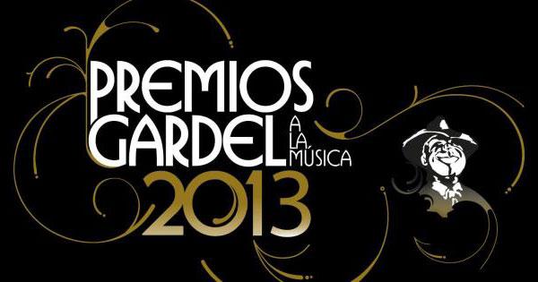 15 Premios Gardel 2013