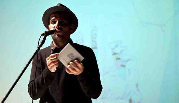 Edulibra presentando su disco.