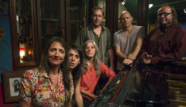 Liliana Vitale y su quinteto.