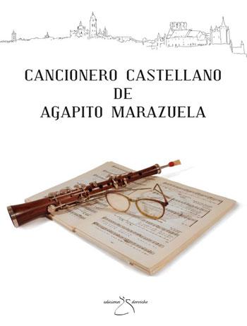 Portada del libro «Cancionero castellano» de Agapito Marazuela.