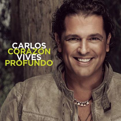 Portada del disco «Corazón profundo» de Carlos Vives.