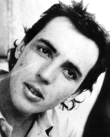 El estudiante de periodismo Miguel Bru, desaparecido hace 20 años.