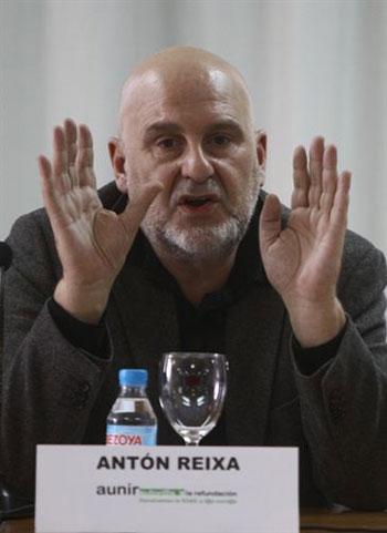 Antón Reixa © EDUESFOTO.COM