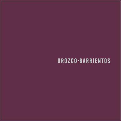 Portada del disco «Tinto» de Orozco-Barrientos