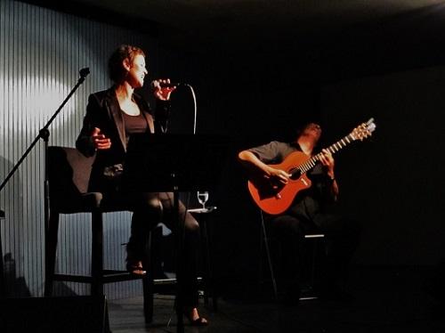 Sandra Rehder y Gustavo Battaglia, tango en escena   © Carles Gracia Escarp