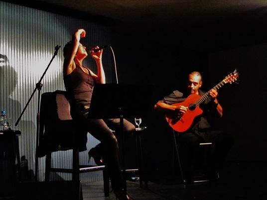 Sandra Rehder y Gustavo Battaglia, pasión y complicidad musical © Carles Gracia Escarp