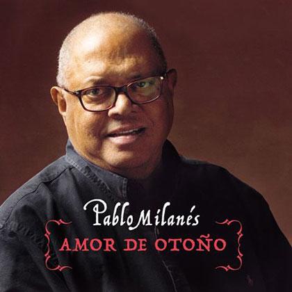 Portada del single «Amor de otoño» de Pablo Milanés.