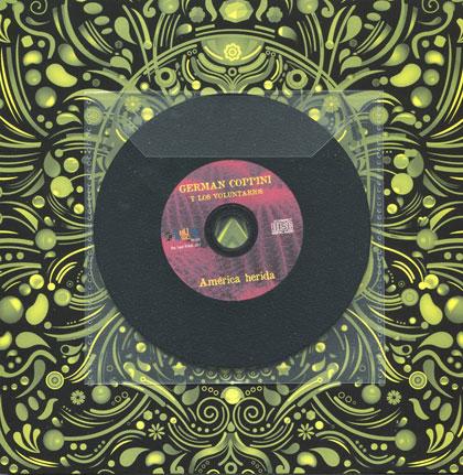 A la carpeta del LP se incorpora un libro de imágenes con los textos de las canciones, algunos comentarios y el mismo disco en formato CD. ¡Magnífico! ¡Felicidades al sello Lemuria Music y a Pablo Lacárcel que ha dirigido el proyecto!