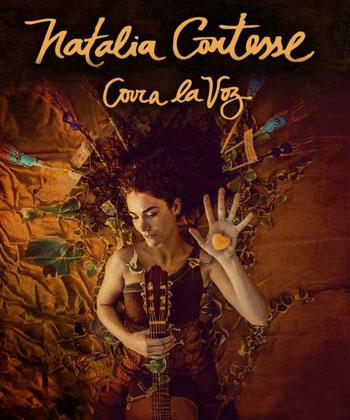 Portada del disco «Corra la voz» de Natalia Contesse.