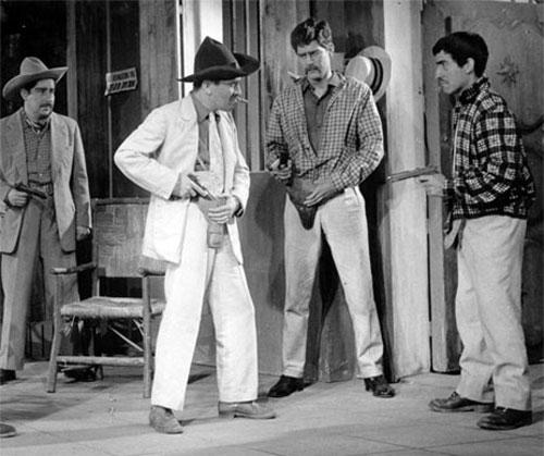 «El gesticulador» (1957).
