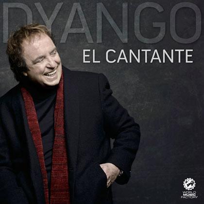 Portada del disco «Dyango. El cantante» de Dyango