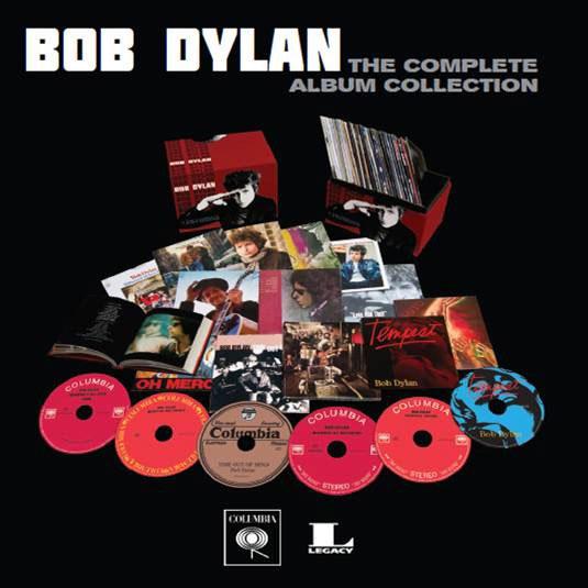 «The Complete Album Collection» de Bob Dylan