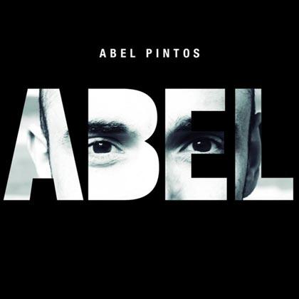 Portada del disco «Abel» de Abel Pintos.